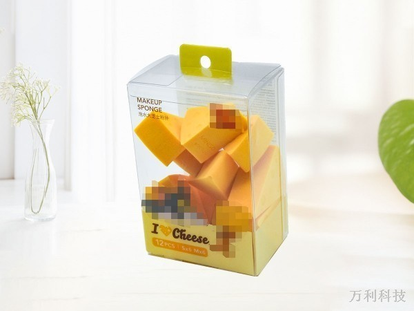 化妆用品胶盒定制