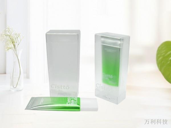 护肤品胶盒