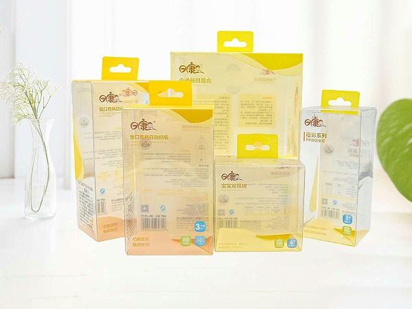 婴童产品透明包装盒