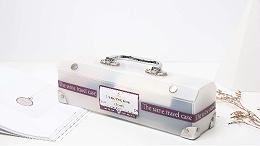 威拿庄 Wirra合作万利红酒透明包装胶盒案例