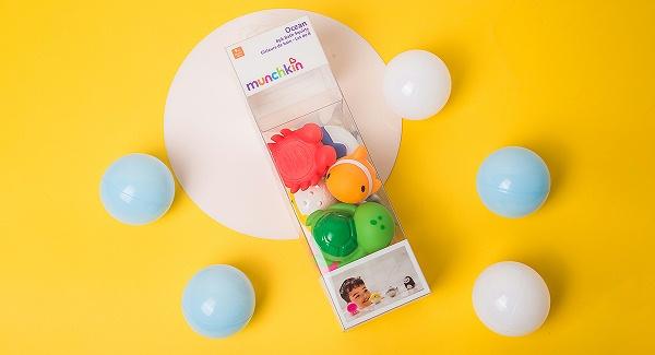 婴童玩具产品包装胶盒详情图