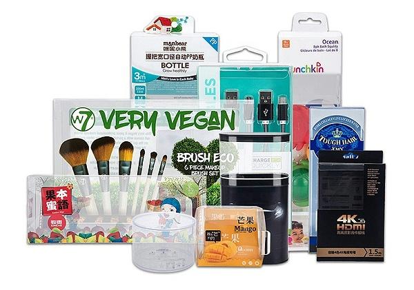 透明塑料包装盒