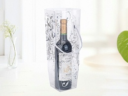 红酒透明胶盒定制
