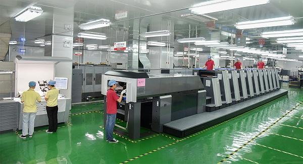 德国原装进口海德堡10+L UV印刷机