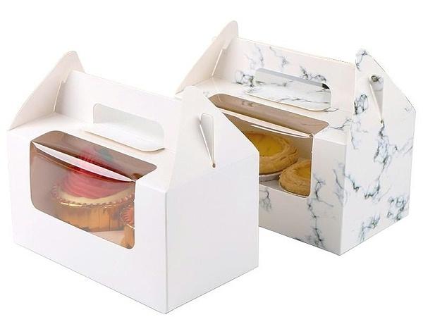 蛋糕食品包装盒