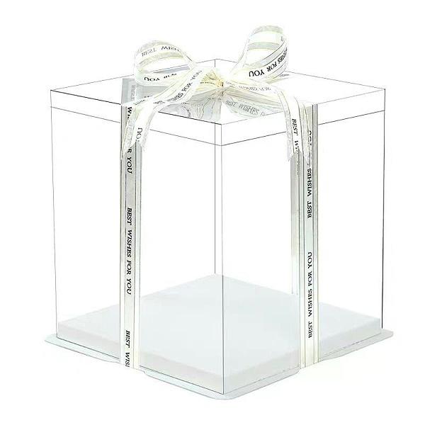 蛋糕透明包装盒